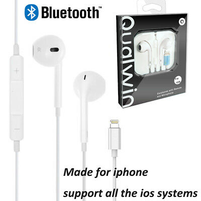 3f61dcf1280 Details about For iPhone Xs Max Xr X 8 7 Plus Bluetooth Earphones Stereo Headphones  Headset US