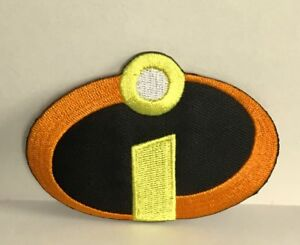 DISNEY-THE-INCREDIBLES-LOGO-EMBROIDERED-APPLIQUE-PATCH-SEW-IRON-ON
