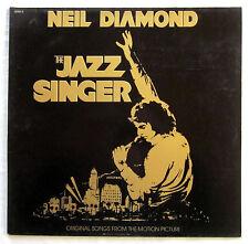 """12"""" Vinyl THE JAZZ SINGER - Neil Diamond"""