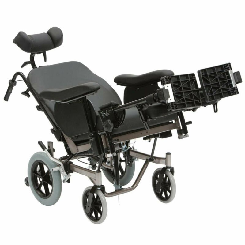 Tilt-in-Space Wheelchair - ID SOFT by Drive Medical - FREE DELIVERY, ON SALE.