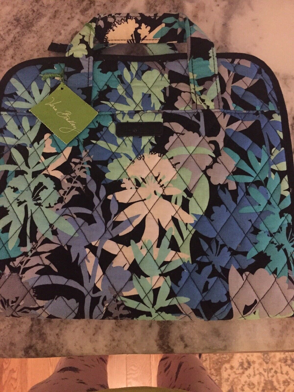 Vera Bradley Camofloral Frannie Bag 14539 539 For Sale Online