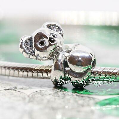Authentic Pandora Koala 798431C01 Sterling Silver Charm | eBay