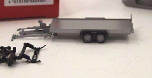 Herpa-052450-Transportanhaenger-PKW-Auto-1-87-H0-NEU-OVP