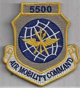 Image Is Loading USAF AIR MOBILITY COMMAND PATCH 039 5500