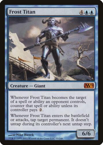 Frost Titan VO MTG Magic NM