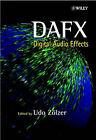 DAFX: Digital Audio Effects by Udo Zolzer, etc. (Hardback, 2002)