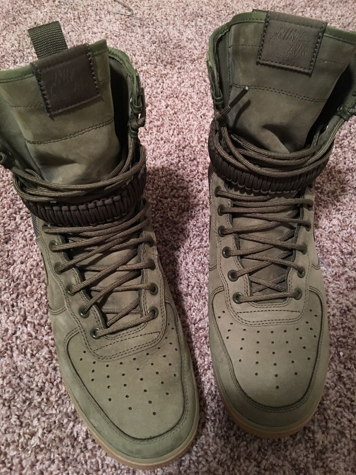 Air Force 1 Sf Olive