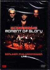 SCORPIONS moment of glory berliner philharmiker live DVD NEU OVP/Sealed