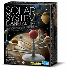 Kids Educational Solar System Planetarium Learning 10-Pc Set Wall Chart Age 8+