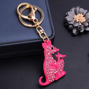 AU-JW-Lovely-Rhinestone-Kangaroo-Pendant-Keychain-Keys-Organizer-Bag-Decoratio