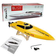 Volantex Vector 70 RC Boat Brushless PNP Racing Boat No Radio Motor Servo Yellow