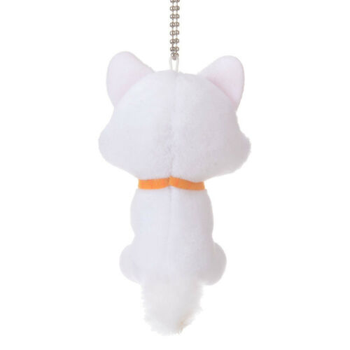 Japan Disney Store Mom Cat Duchess Plush mini Keychain The Aristocats Mascot
