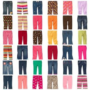 87147440a357f NWT GYMBOREE Baby Girl Kids Girl Jeans Capri Pants Adjustable or ...