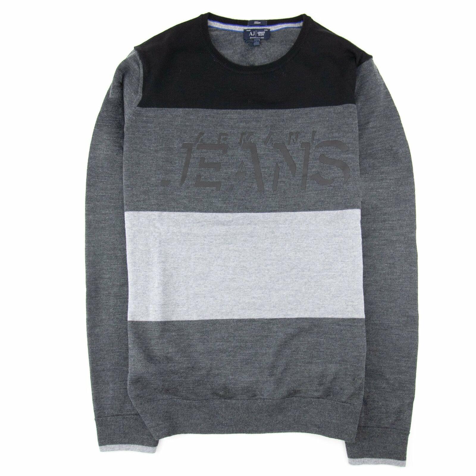 7th Hvn Graphic Print Crewneck Sweatshirt Riga Stripe
