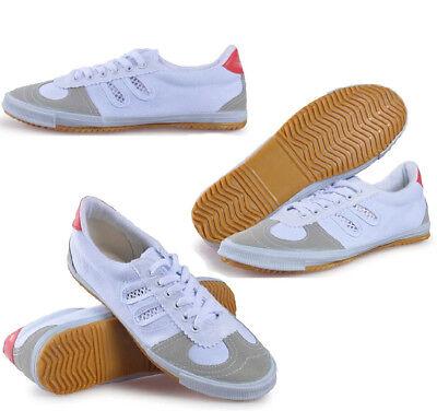 Casual Mens Kung fu Shoes Martial arts Wushu Taichi Boxing Training Sports Shoe