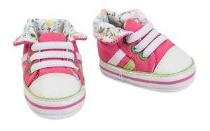 Details zu Heless Puppen Schuhe Sport Schuhe Chucks 6 cm lang für 38 45 cm Puppen rot 445