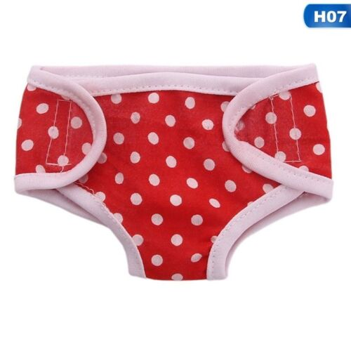 Doll Diaper Underwear For 18 Inch Doll 43cm Dolls as Baby Toys Gifts Magic Charm