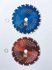 "3pk-10/""-80t /""RAZOR Hybrid/"" RENEGADE BLADE® CARBIDE brushcutter trimmer 254mm"
