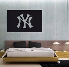 New York Yankees Custom Graffiti MLB Wall art Sticker Decal 1