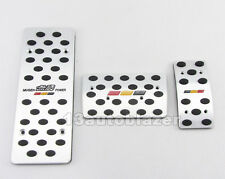 AT Foot Rest Mugen Power Style Pedal Set for Honda Civic 12-14 13