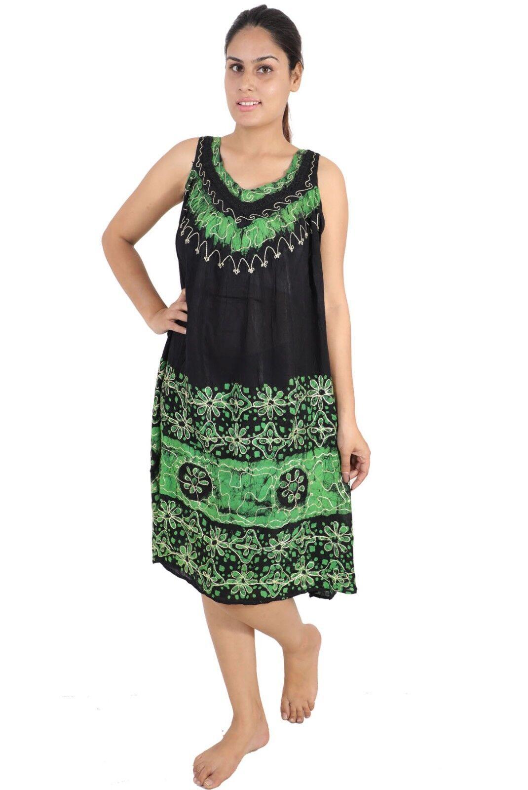 10 pcs Boho Summer Beach Maxi Dress Mix designs et couls
