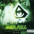 W.F.O. [PA] by Overkill (CD, 1994, Atlantic (Label))