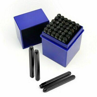 0-9 NUMBER A-Z ALPHABET LETTER Metal Stamp Punch set Tool Die Marker wood Craft