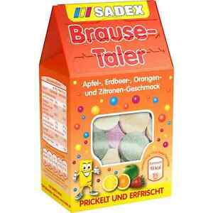Details About Made In Germany Sadex Brause Hard Fizzy Candy 125 G