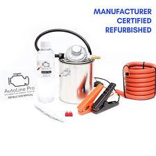 Automotive Evap Smoke Machine Vacuum Leak Detector Tester