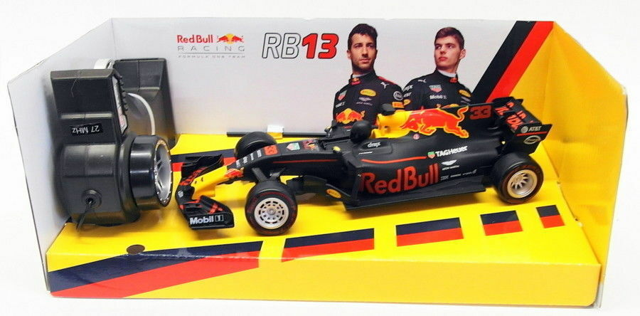 Maisto 1 24 Scale Scale Scale 27mhz Radio Control 81219V - F1 RB13 Red Bull -D RICCIARDO af3fbe