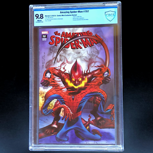 AMAZING-SPIDER-MAN-797-Mayhew-Variant-Cover-9-8-CBCS-RED-GOBLIN