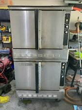 Blodgett Natural Gas Convection Bakery Oven Dfg 100