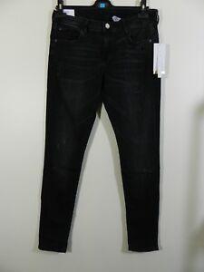 Détails Sur Neuf H Taille Gris 3232 Noir Up Étiquettec149 Pantalon amp;m Push Jeans 9EHI2DW