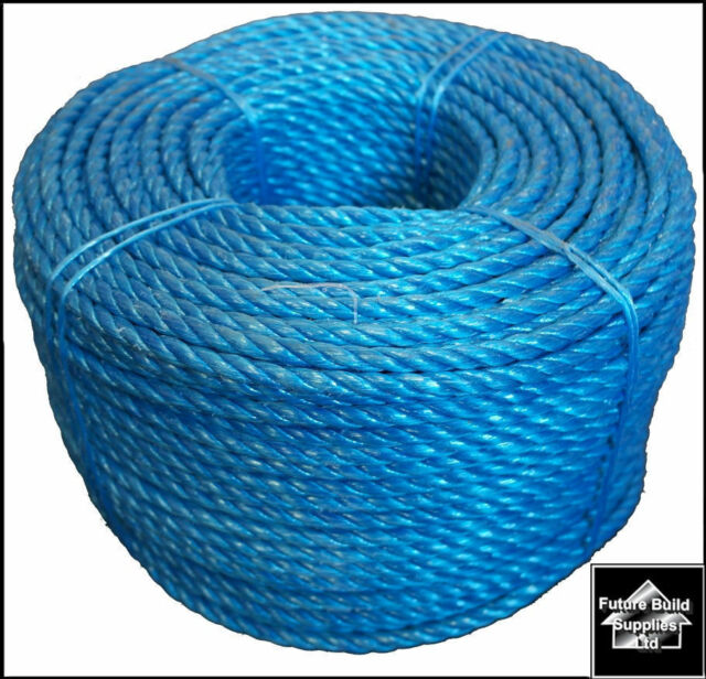 Drawcord Draw Cord 6mm X 220m Metres For Pulling Cables Through