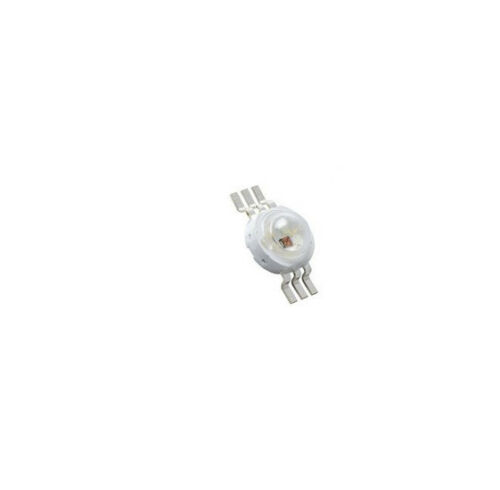 5PCS 3W Red Green Blue RGB High Power LED Bead SMD 6Pin NEW