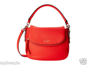 Kate Spade Bag PXRU5153 Cobble Hill Small Devin Geranium Agsbeagle s2