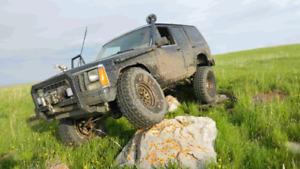 87 Jeep Cherokee Xj 4.0