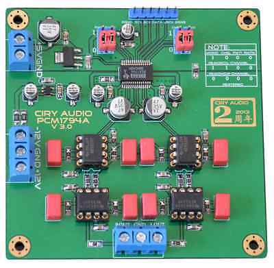NEW HiFi PCM1794 DAC Decoder Module 192k 24bit