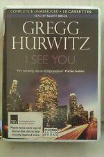 I See You: Gregg Hurwitz: Unabridged Cassette Narr. Scott Brick (XX1)