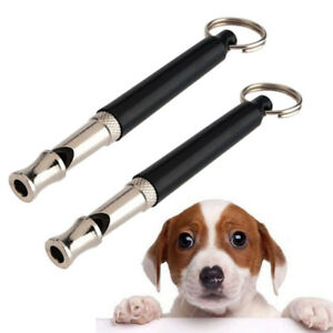Adjustable-Pitch-Pet-Training-Whistle-Silent-Ultrasonic-Key-Chain-Pet-Supplies