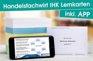 Handelsfachwirt Ihk 2019 Lernkarten Fur Die Prufung Inkl Lernkarten