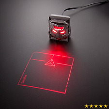 ODiN Virtual Laser Projection Trackpad- World's First Holographic Mouse: The Id