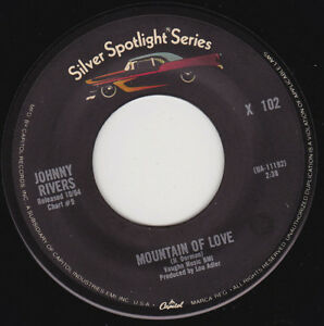 JOHNNY-RIVERS-Mountain-Of-Love-7-034-45