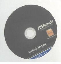 original ASRock Mainboard Treiber CD DVD H77 Pro4 /MVP *43 Win 7 XP Vista driver