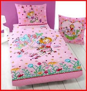 linon kinder bettw sche 135 200 prinzessin lillifee butterfly neu ovp baumwolle. Black Bedroom Furniture Sets. Home Design Ideas