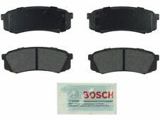 Rear Brake Pad Set For GX470 GX460 LX450 4Runner FJ Cruiser Land Sequoia KQ72R1
