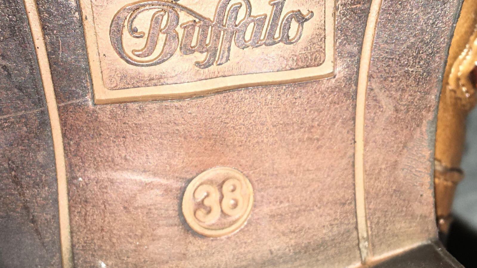 Buffalo Stiefeletten 38 - Ungetragen