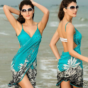 2015-Femme-Maillot-de-bain-Bikini-Beach-Dress-Ete-Robe-de-plage-caftan ...