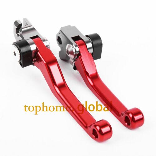 For SHERCO SE-R 125 2018 SEF-R 450 2014-2018 Pivot Clutch Brake Levers CNC