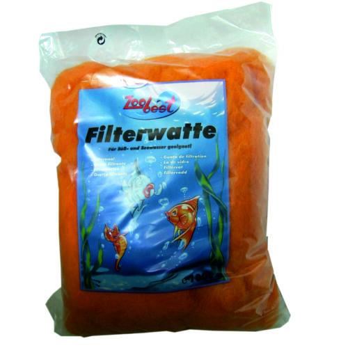Filtre de coton 1 kg Orange Extra Grossier Pour Jardin étang Filtre étang Filtre Ouates